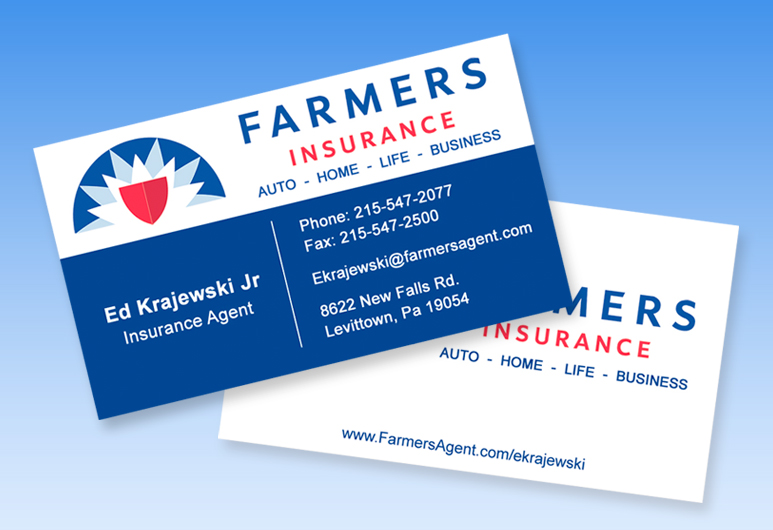 Standard Business Cards – printsmart
