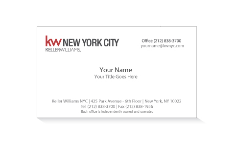 keller-williams-white-business-card-no-photo-front