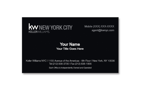 keller-williams-black-business-card-front-no-photo