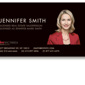 keller-williams-tribeca-office-black-photo-business-cards-front